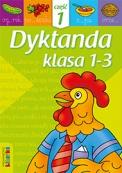 Dyktanda klasa 1-3 część 1