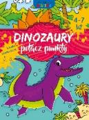 Dinozaury - Połącz punkty