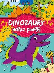 Dinozaury - Połącz punkty - zdjęcie 1