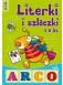 Literki i szlaczki 5-6 lat - miniatura 1