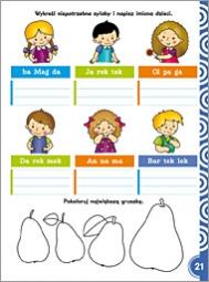 Elementarz 4-6 lat część 3 - zdjęcie 6