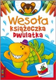 Wesoła książeczka dwulatka - zdjęcie 1