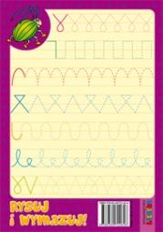 Literki do pisania 5-7 lat - zdjęcie 2