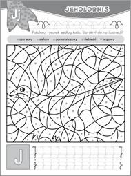 Alfabet z dinozaurami część 2 - zdjęcie 4