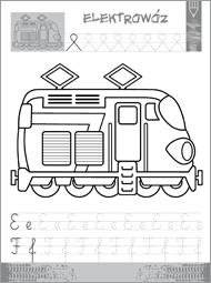 Alfabet z pojazdami - zdjęcie 3