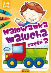Malowanka malucha część 2 - zdjęcie 1