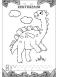 Pisanie literek z dinozaurami część 1 - miniatura 6