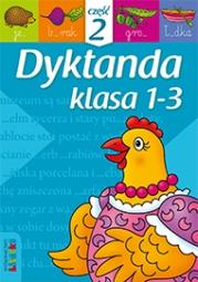 Dyktanda klasa 1-3 część 2 - zdjęcie 1