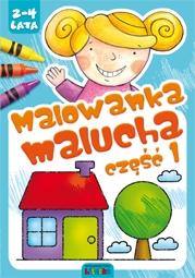 Malowanka malucha część 1 - zdjęcie 1