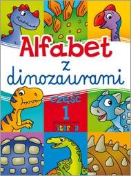 Alfabet z dinozaurami część 1 - zdjęcie 1