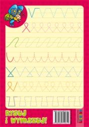 Literki do pisania 4-6 lat - zdjęcie 2