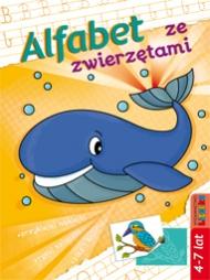 Alfabet ze zwierzętami - zdjęcie 1