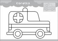 Pojazdy - malowanka malucha część 2 - zdjęcie 4