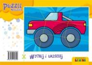 Pojazdy - malowanka malucha część 2 - zdjęcie 2