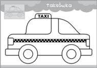 Pojazdy - malowanka malucha część 4 - zdjęcie 4