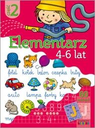 Elementarz 4-6 lat część 2 - zdjęcie 1