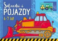 Szlaczki i pojazdy 4-7 lat - zdjęcie 1