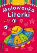 Malowanka - Literki część 5