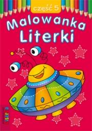 Malowanka - Literki część 5 - zdjęcie 1