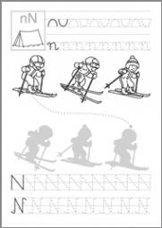 Literki od A do Z. Cyferki od 1 do 10. - zdjęcie 3