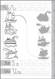Wesołe szlaczki i literki część 2 - zdjęcie 4