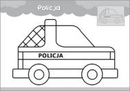 Pojazdy - malowanka malucha część 1 - zdjęcie 5