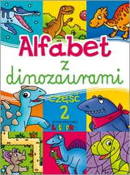 Alfabet z dinozaurami część 2 - zdjęcie 1
