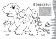Dinozaury maluchy część 1 - zdjęcie 4