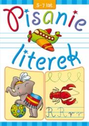 Pisanie literek 5-7 lat - zdjęcie 1