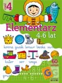 Elementarz 4-6 lat część 4