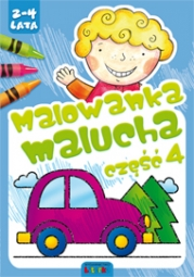 Malowanka malucha część 4 - zdjęcie 1