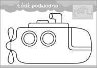 Pojazdy - malowanka malucha część 2 - zdjęcie 5