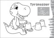 Dinozaury maluchy część 1 - zdjęcie 3