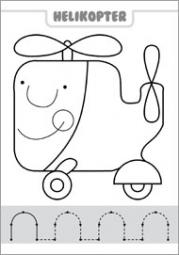 Kolorowanka malucha część 4 - zdjęcie 5