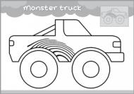 Pojazdy - malowanka malucha część 4 - zdjęcie 5