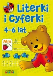 Literki i cyferki 4-6 lat - zdjęcie 1