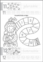 Literki i cyferki 5-7 lat - zdjęcie 3
