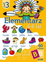 Elementarz 4-6 lat część 3 - zdjęcie 1