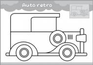Pojazdy - malowanka malucha część 3 - zdjęcie 5