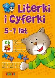 Literki i cyferki 5-7 lat - zdjęcie 1