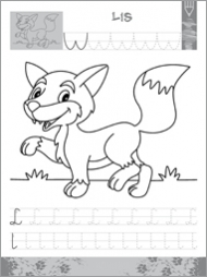 Alfabet ze zwierzętami - zdjęcie 5