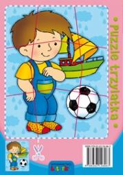 Wesoła książeczka trzylatka - zdjęcie 2